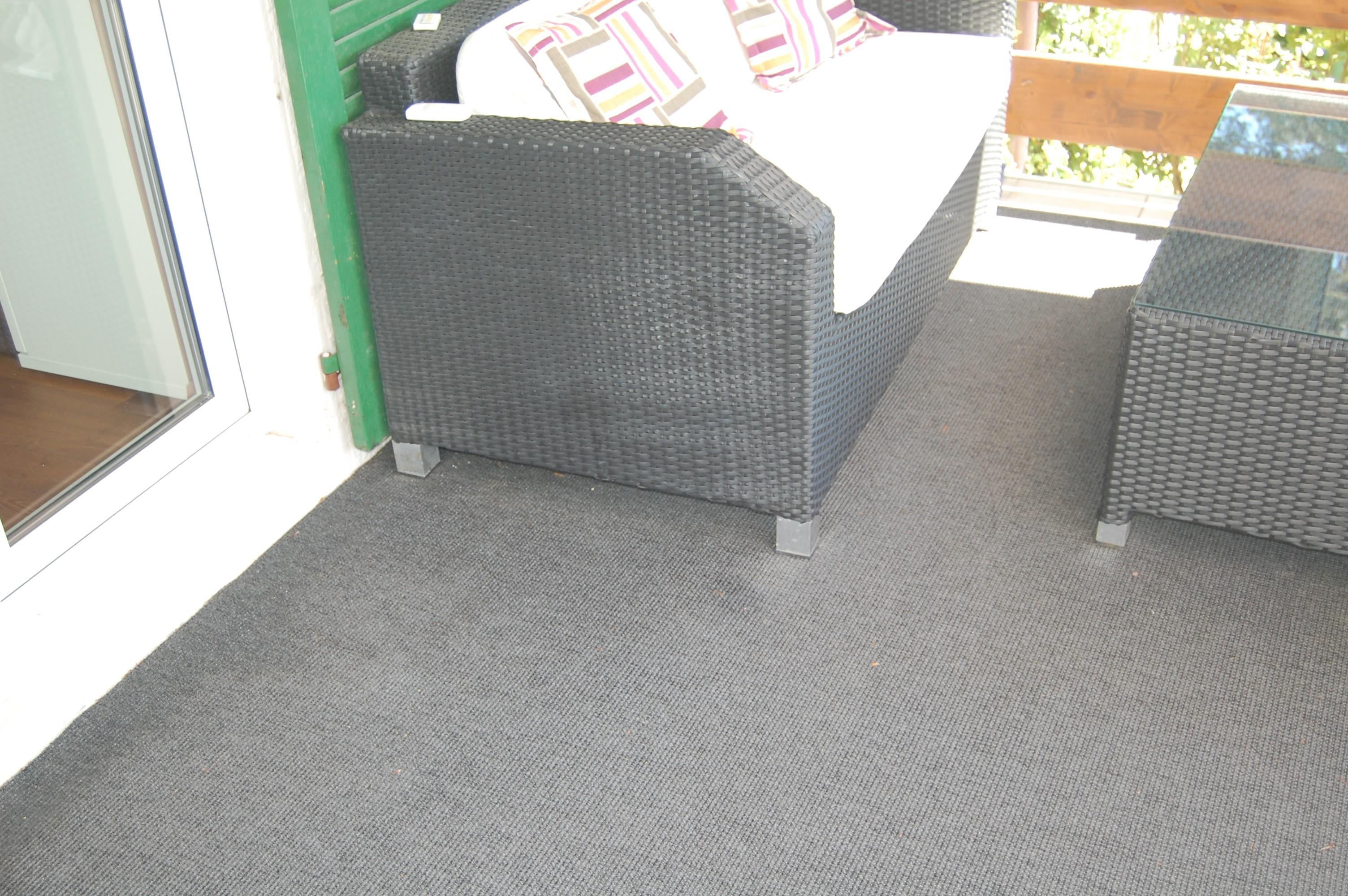 Outdoor Teppich  Fennerboden aus Volketswil  Parkett